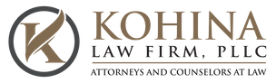 Kohina Law Firm, PLLC Logo