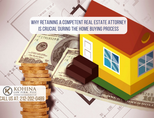 Why retaining a competent real estate attorney is crucial during the home buying process