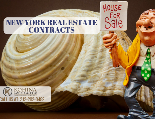 New York Real Estate Contract