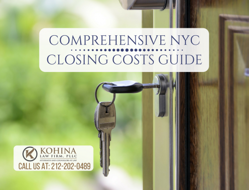Comprehensive New York City Closing Costs Guide
